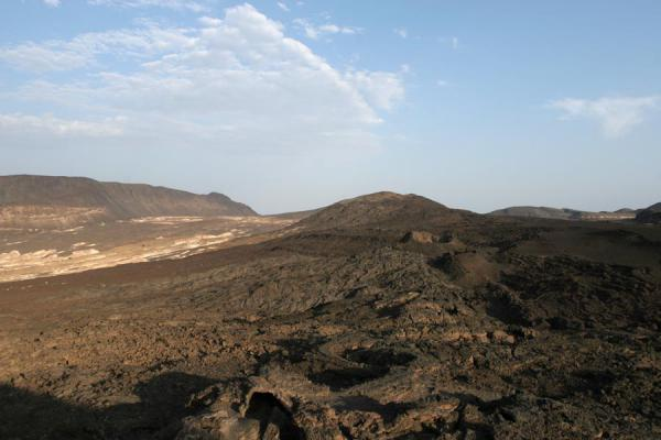 Landscape near Ardoukoba Volcano | Ardoukoba Volcano | Djibouti