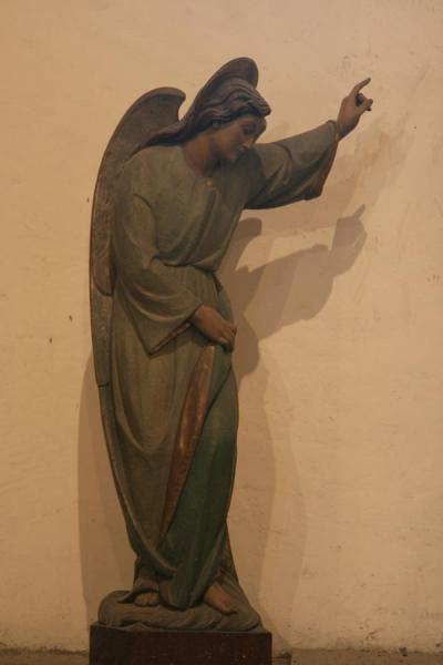 Picture of Angel in the Catedral Primada de las Américas