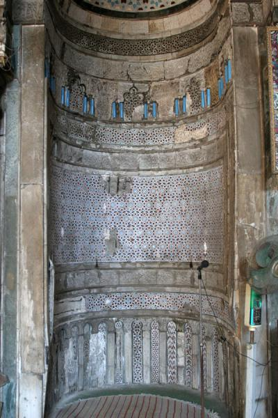 Mihrab in the Al Maridani mosque | Al Maridani mosque | Egypt