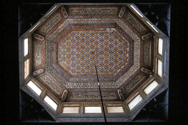 Ceiling of ar-Rifai mosque | Ar-Rifai mosque | Egipto