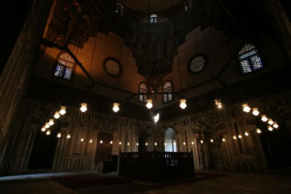Picture Of Sultan Hassan Mosque (Egypt): Tomb Of The Sons Of Sultan Hassan