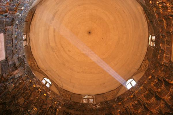 Dome of mausoleum of Sultan Hassan | Mosquée Sultan Hassan | Egypte