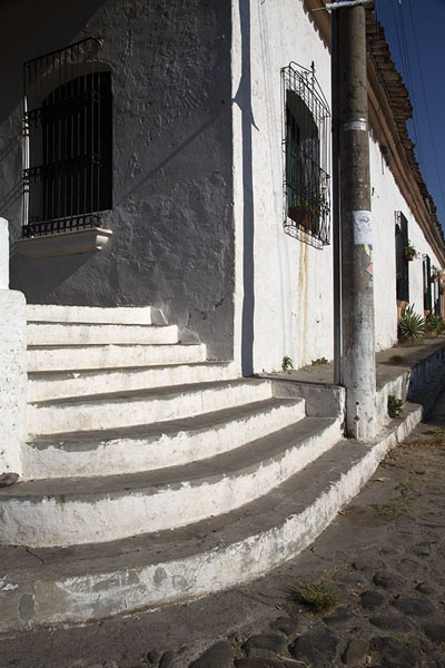 Corner of a street in Suchitoto | Suchitoto | 萨尔瓦多