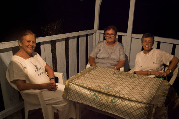 Picture of The Spanish sisters who saved me from the scary claws of the Equatorial Guinean policeKogo - Equatorial Guinea