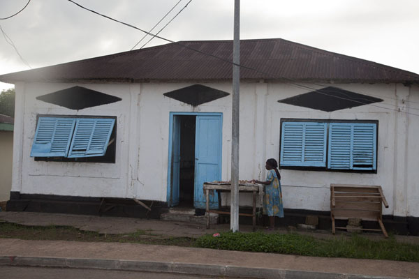 Picture of House in KogoKogo - Equatorial Guinea