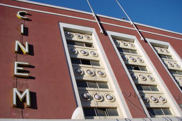 Picture of Asmara Architecture (Eritrea): Cinema Impero, Asmara