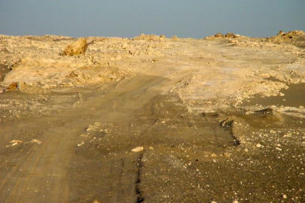 Picture of The main road to BaddaBadda - Eritrea