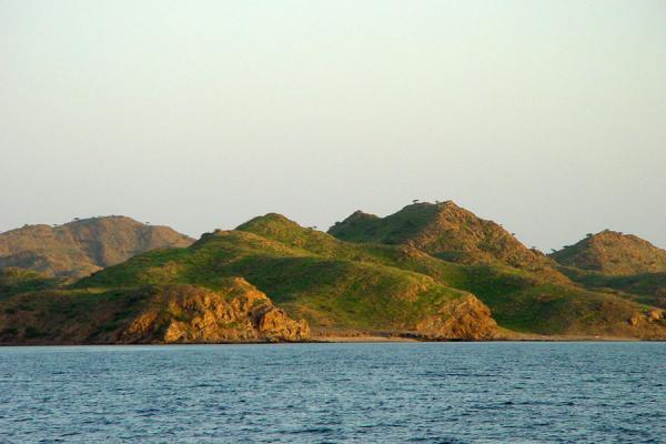 Foto de Approaching Dissei islandArchipiélago de Dahlak - Eritrea
