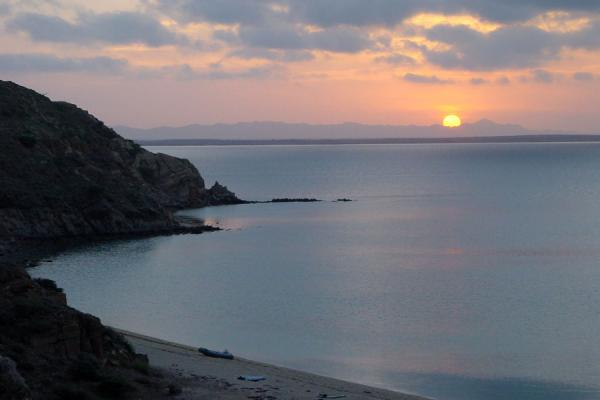 Picture of Sunrise over Dissei islandDahlak archipelago - Eritrea