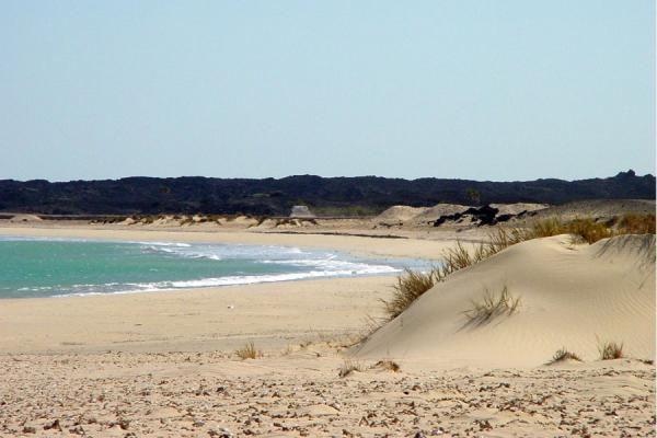 Picture of One of the deserted beaches in the Dankalia regionDankalia - Eritrea