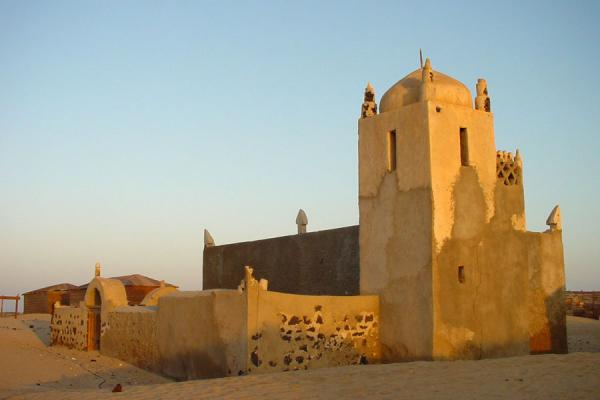 Picture of Small mosque of Iddi