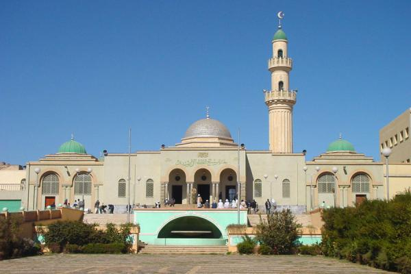 Foto di The Great Mosque of AsmaraReligioni dell'Eritrea - Eritrea