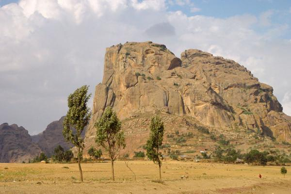 One of the mountains near Senafe | Hamm | Eritrea