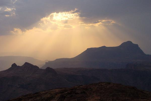The mountains near Senafe | Hamm | Eritrea