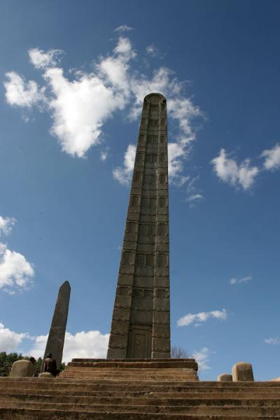 King Ezana stele in Axum | Axum | Ethiopia