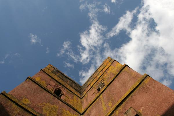 Bet Giyorgis church seen from below | Bet Giyorgis Church | Ethiopia