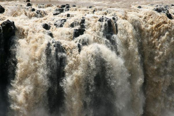 Blue Nile water falling | Blue Nile Falls | Ethiopia