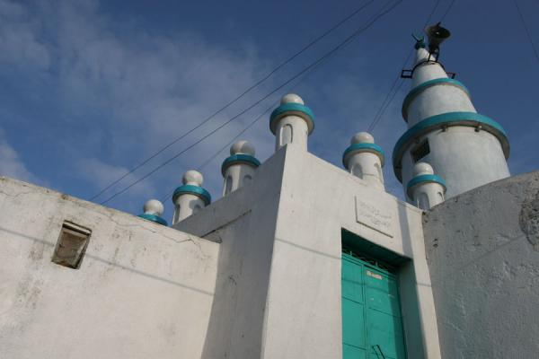 Picture of Harar (Ethiopia): Harar: one of the many mosques of the city