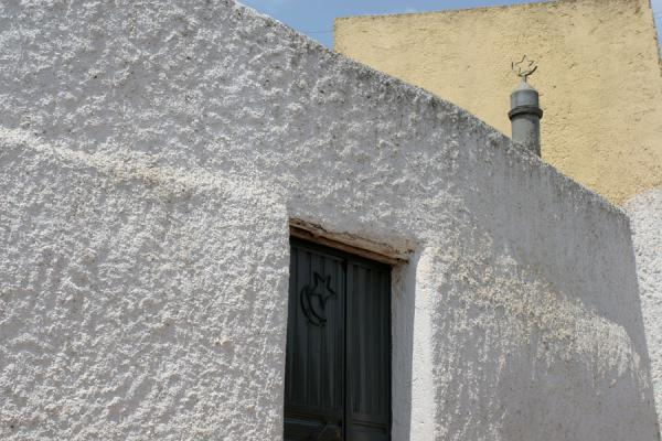 Detail of one of the almost hundred mosques in Harar | Harar | Ethiopia