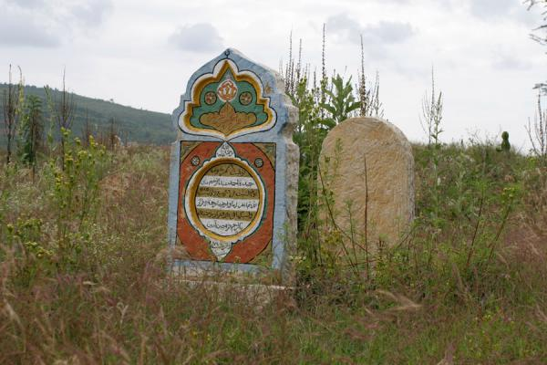 The old muslim cemetery is worth a visit | Harar | Ethiopia