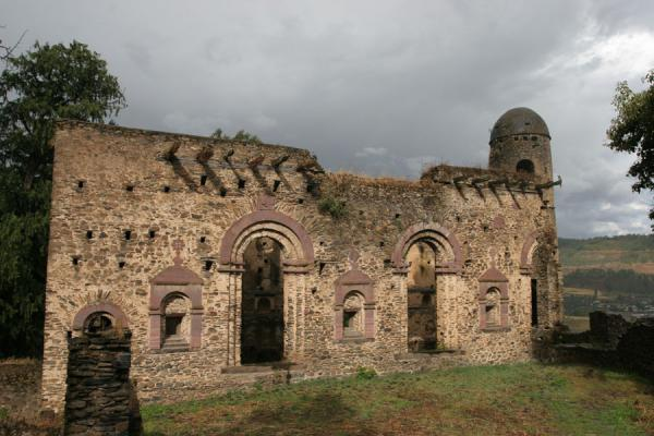 Kuskuam palace | Kuskuam | Ethiopia