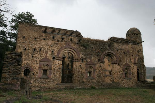 Palace of Mentewab at Kuskuam | Kuskuam | Ethiopia