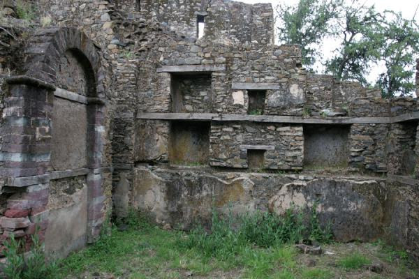 Remains of the library of James Bruce, the Scottish explorer of Ethiopia | Kuskuam | Ethiopia