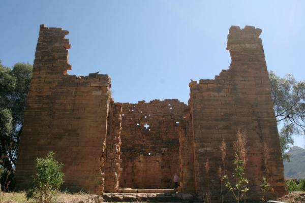 Picture of Yeha (Ethiopia): Temple of Yeha