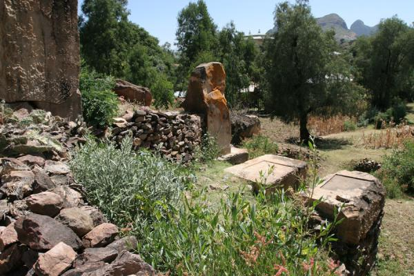 Picture of Yeha (Ethiopia): Grat Beal Gabri: remains of an ancient construction