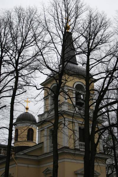 Picture of Holy Trinity churchHelsinki - Finland