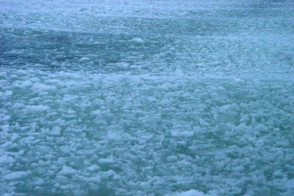 Picture of Helsinki Harbour Winter (Finland): Frozen water in Helsinki harbour