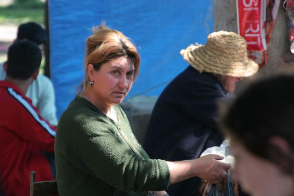 Market women in Gori | Georgian People | Georgia