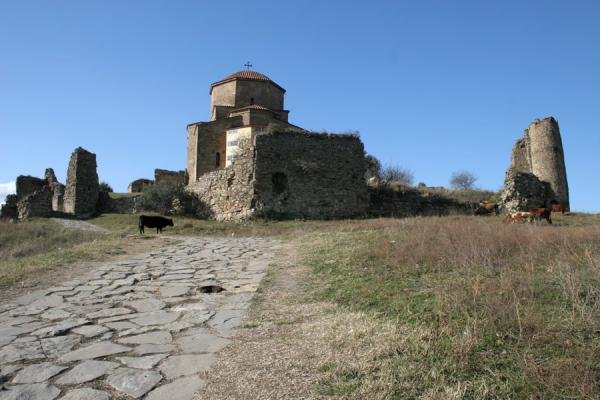 Picture of Jvari Church