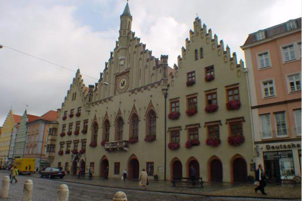 The City Hall | Landshut | Germany