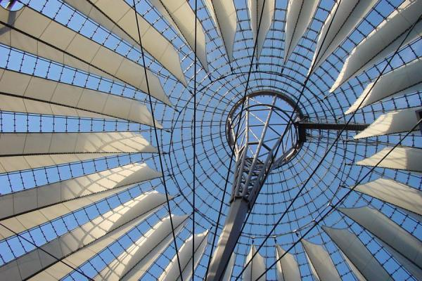 Picture of Potsdamer Platz (Germany): Sony Centre at Potsdamer Platz, Berlin