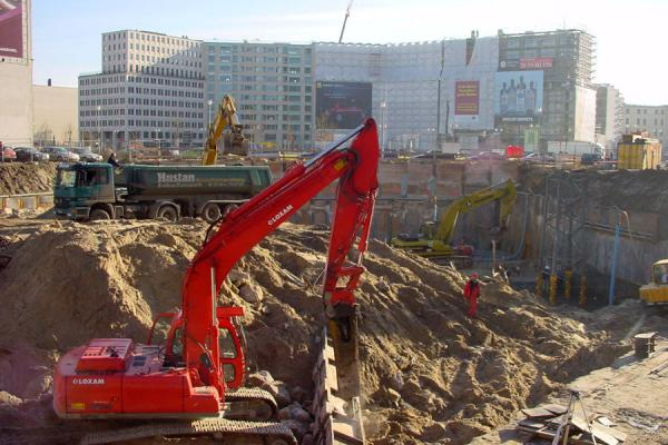 Picture of Potsdamer Platz (Germany): Working on the future of Potsdamer Platz