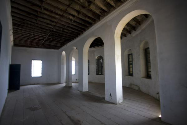 Room in Cape Coast castle | Cape Coast castle | Ghana