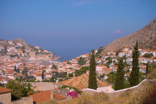 The town of Hydra | Hydra | Grecia