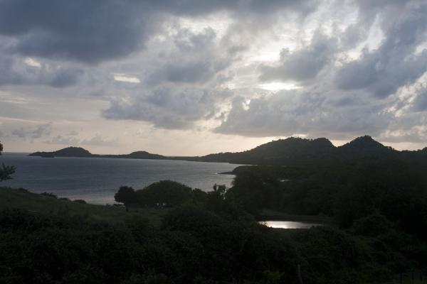 Picture of South west point of Carriacou with Manchineel Bay
