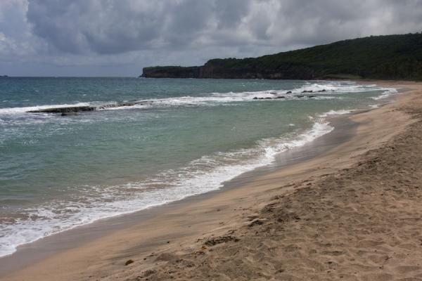 Foto di Bathways Beach: looking southSpiaggia di Levera - Grenada