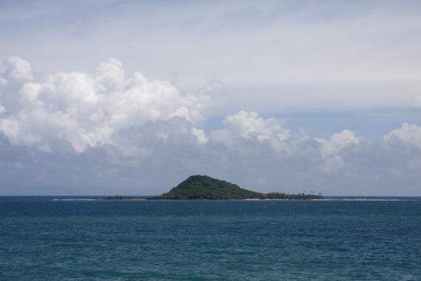 Foto di Sandy Island off the coast at Bathways BeachSpiaggia di Levera - Grenada