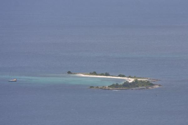 Sandy Island seen from Carriacou | Sandy Island | Grenada