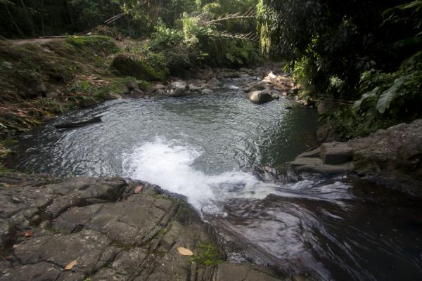 Foto di Lowest waterfall at the Seven SistersCascata Siete Sorelle - Grenada