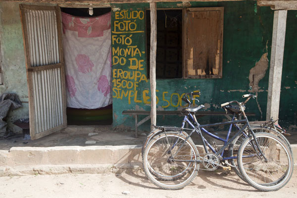 Picture of Small shop in VarelaVarela - Guinea-Bissau