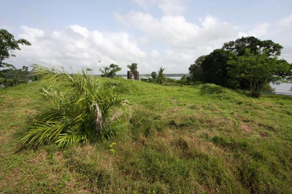 Picture of Fort Kyk over Al (Guyana): Fort Kyk over Al used to be here before its destruction