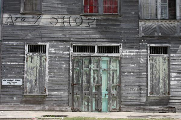 Wooden shop in Georgetown | Georgetown | Guyana