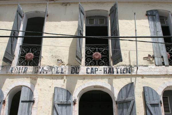 Typical building in Cap-Haïtien | Cap-Haïtien | Haiti