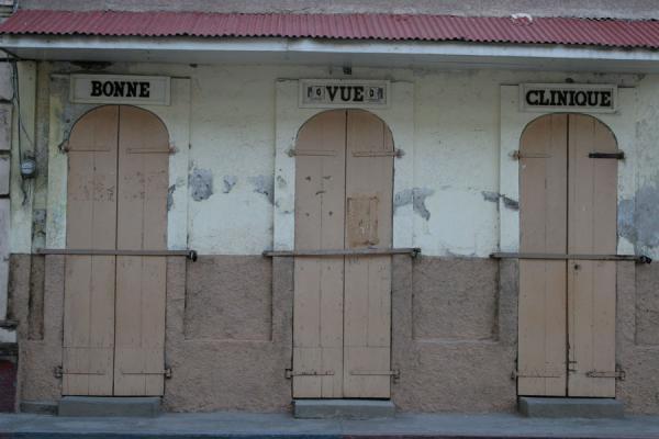 Picture of Cap-Haïtien (Haiti): Eye clinic in Cap-Haïtien