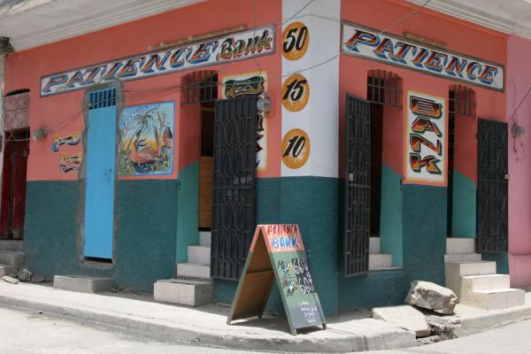 Lottery tickets can be bought anywhere in Cap-Haïtien | Cap-Haïtien | Haiti