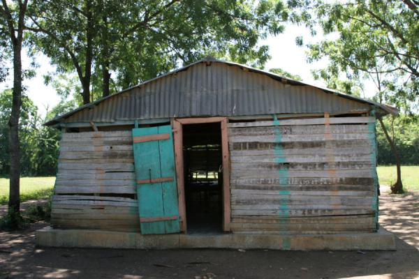 Picture of Hinche (Haiti): Small church outside Hinche